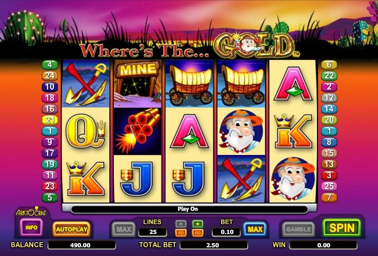 "Play ""50 Lions"", ""5 Dragons"" and ""Wheres the Gold Pokies"" With Free Spins No download and No Registration Required For Android Phone Users"